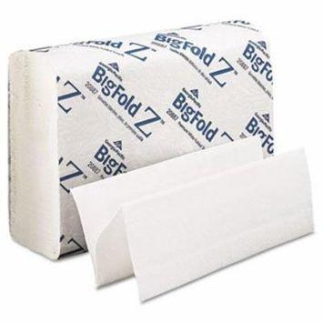 GPC20887 - Bigfold Paper Towels, 10 1/5 X 10 4/5, White, 220/pack