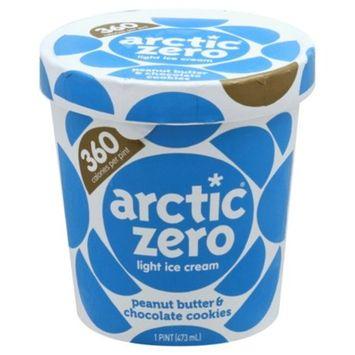 Arctic Zero Light Ice Cream Peanut Butter & Chocolate Cookies