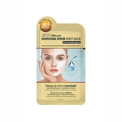 Satin Smooth Nourishing Serum Sheet Mask - Amino Acid/Energizing (24pk)