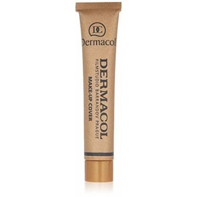 Dermacol Cover Foundation SPF 30 Color 215 (Make-up Cover Waterproof) 1 oz