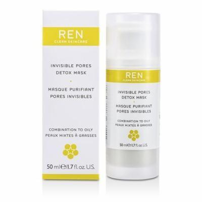 Ren - Invisible Pores Detox Mask (For Combination to Oily Skin) -50ml/1.7oz