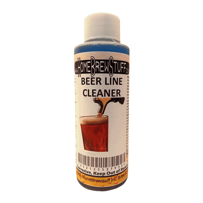 4 oz BLC Liquid Line Cleaner Draft Beer System Homebrew Kegerator Tap Faucet