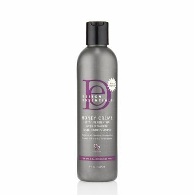 Design Essentials Honey Crme Moisture Retention Super Detangling Conditioning Shampoo 8oz