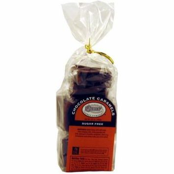 Judy's Candy Co. Sugar-Free Chocolate Caramels 6.5 oz. package