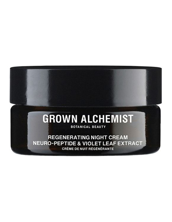 Regenerating Night Cream Neuro-Peptide & Violet Leaf Extract
