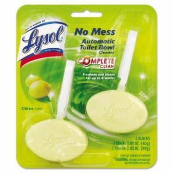 * No Mess Automatic Toilet Bowl Cleaner, Citrus