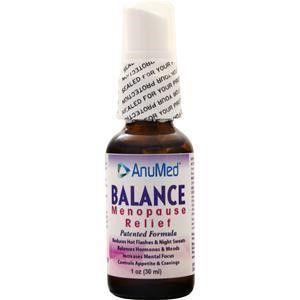 AnuMed - Balance PMS & Menopause Relief Spray - 1 oz.
