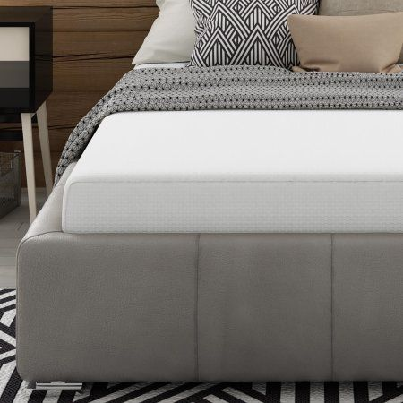 """Dorel Home Products Signature Sleep Gold Series CertiPUR-US 8"""" Memory Foam Mattress, Multiple sizes"""