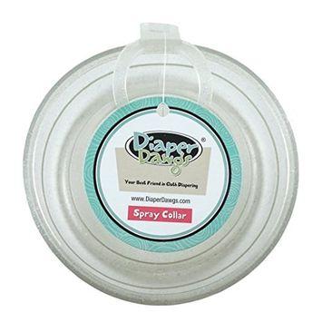 Diaper Dawgs - Ultra Compact Cloth Diaper Spray Shield, Transparent