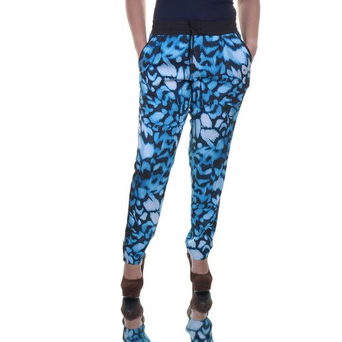 Calvin Klain Blue combo Pants Size XL NWT - Movaz