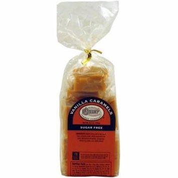 Judy's Candy Co. Sugar-Free Vanilla Caramels 6.5 oz. package