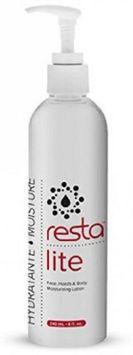 Elta Silvergel Moisturizer Resta Lite 8 oz. Pump Bottle Lotion Unscented 4 Pack