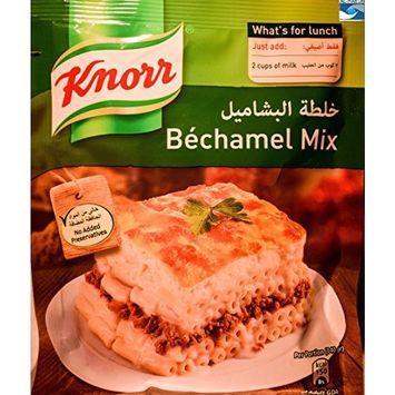 Knorr Bechamel Mix total 15.84OZ (Bechamel Mix, 6 X75Gm/6X2.64OZ)