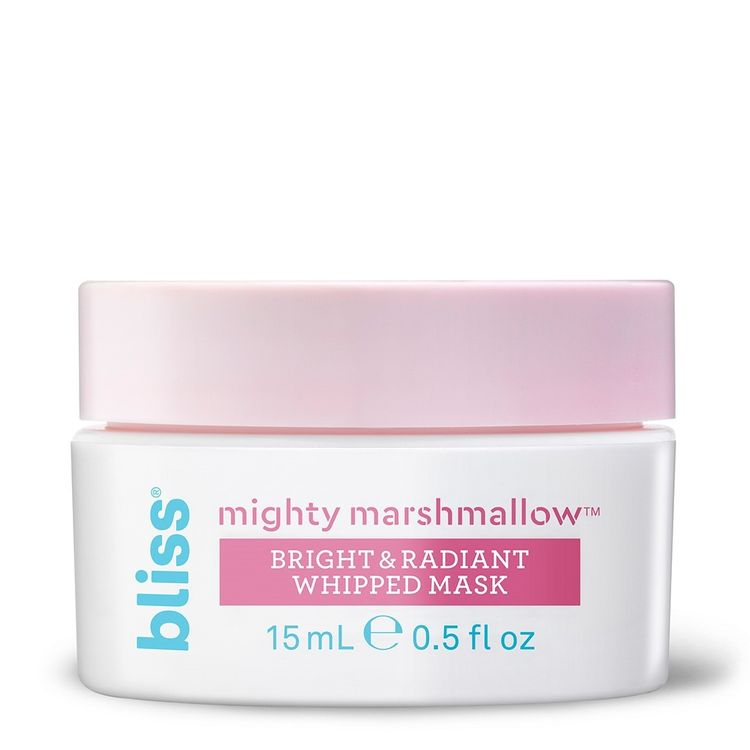 Bliss Mighty Marshmallow Brightening Face Mask Face Mask