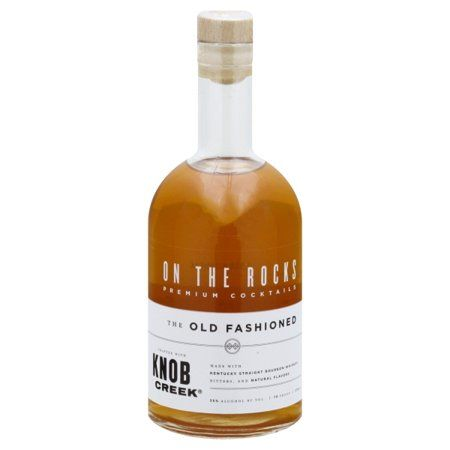 On The Rocks Old Fashoined 375ml