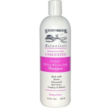 Stoney Brook Shampoo Unscented 16 Fz