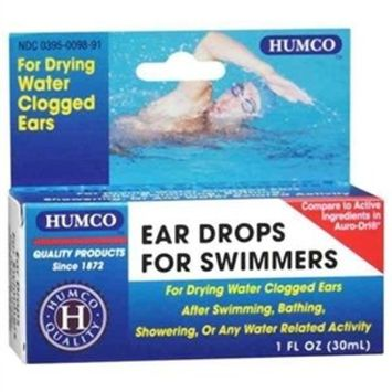 EAR DROPS FOR SWIMMERS DR 95% 1OZ
