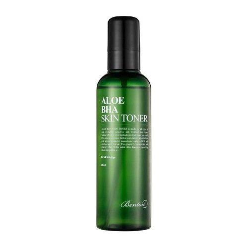Benton Benton aloe bha skin toner facial moisturizer, 200 gr, 200 Gram