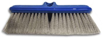 Ettore Brooms & Mops Water Flow Thru Flo-Brush for Extend-A-Flo Wash Brush Handle 59070