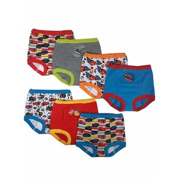 Disney Pixar Cars - Cars Training Pants, 7-Pack (Toddler Boys) [name: actual_color value: actual_color-disney]