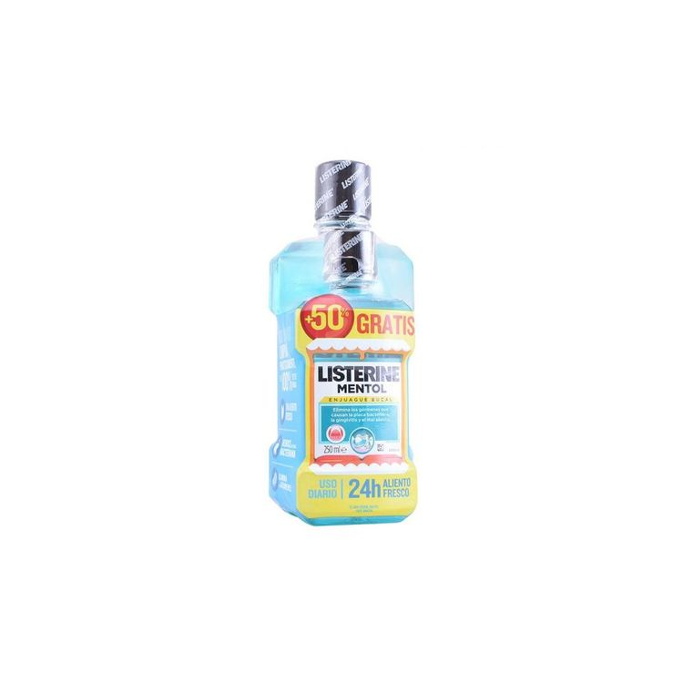 Mouthwash Listerine (2 pcs)