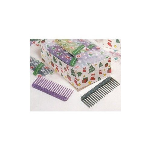 Volume Combs Assorted Colors