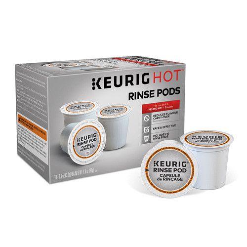 Original Rinse Pod for Keurig (Single Pack) Original Rinse Pod - 10ct