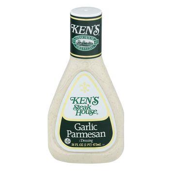 Ken's Steak House Dressing Garlic Parmesan, 16.0 FL OZ