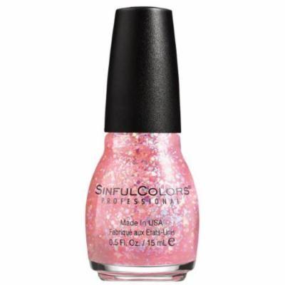 SinfulColors® Nail Polish Pinky Glitter