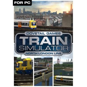 Dovetail Games Train Simulator Add-On - North London Line Route (PC)(Digital Download)