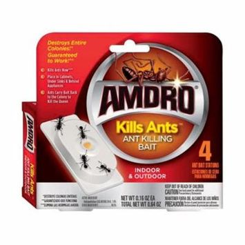 Amdro Ant Killing Bait Stations 4pk