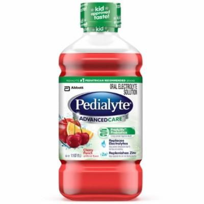 Pedialyte Advanced Care Oral Electrolyte Solution (Pack of 16)