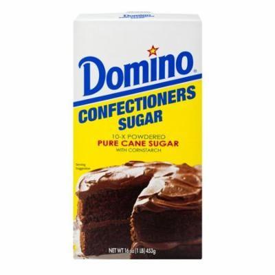 (4 Pack) Domino Confectioners Sugar, 16.0 OZ