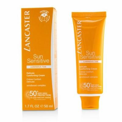 Lancaster Sun Sensitive Delicate Comforting Cream SPF50+ - Luminous Tan 50ml/1.7oz Skincare