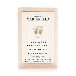 Jaboneria Marianella Bar Soap, Oak Moss and Coconut