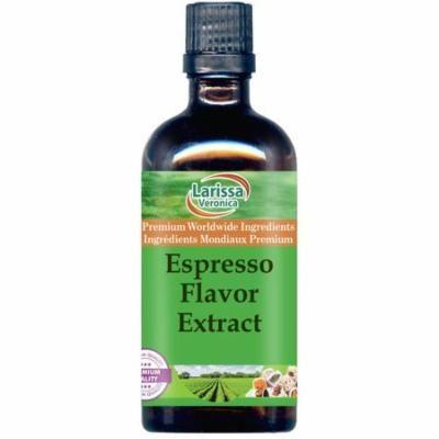 Espresso Flavor Extract (16 oz, ZIN: 529172) - 3-Pack
