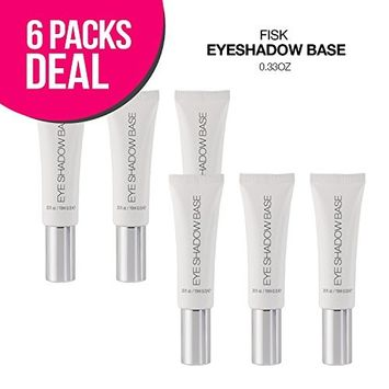 Fisk Eyeshadow Base 0.33oz (6 PACK) : Beauty