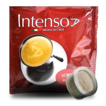 Intenso Forte Espresso Capsules from Naples italy - 100 Capsules (Compatible with Lavazza Point)