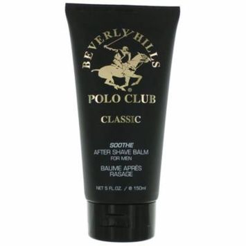 Beverly Hills Polo Club Classic 5oz After Shave Balm men