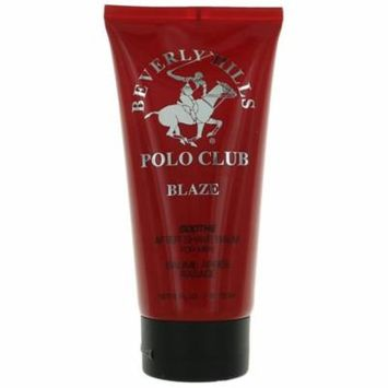 Beverly Hills Polo Club Blaze 5oz After Shave Balm men
