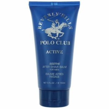 Beverly Hills Polo Club Active/Sport 5oz After Shave Balm men