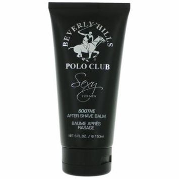 Beverly Hills Polo Club Sexy 5oz After Shave Balm men