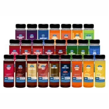 Flavor Samples MEGA PACK   Ralph's Sparkling Drink Sodamix