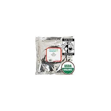 Frontier Herb Organic White Ground Pepper Ft 1 LB (Pack of 1)