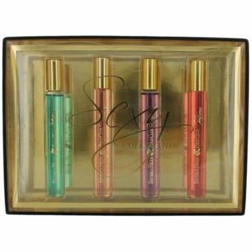 Beverly Hills Polo Club Sexy Collection 4 Piece Mini Gift Set women