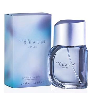 INNER REALM FOR MEN/REALM COLOGNE SPRAY 3.4 OZ (100 ML) (M)