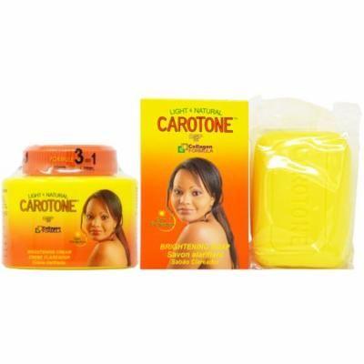 CaroTone Combo 3 (Cream 11.1oz + Soap 6.7oz)