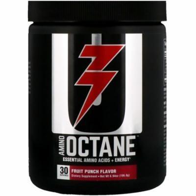 Universal Nutrition Amino Octane Essential Amino Acids Energy Fruit Punch 6 94 196 8 g