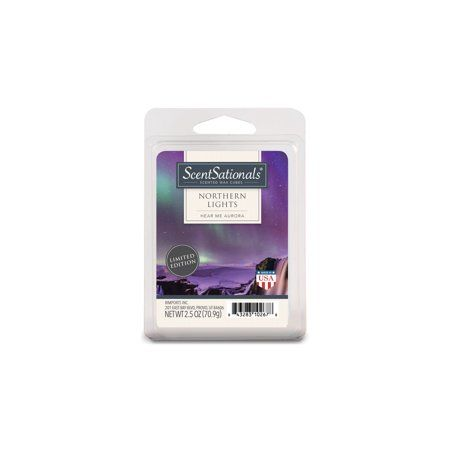ScentSationals 2.5 oz Northern Lights Scented Wax Melts