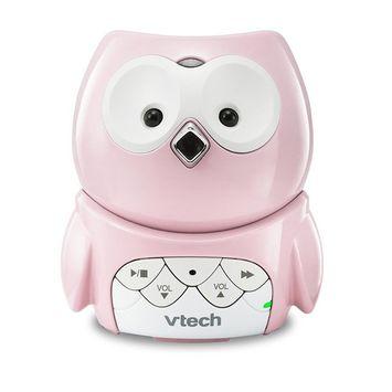 VTech VM315-19 Pink Owl Accessory Video Camera Only for VTech VM345 Baby Monitors
